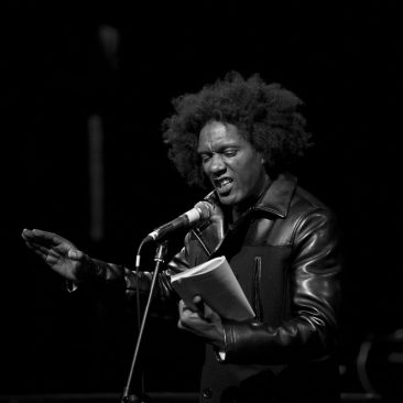 Strictly Harelm - Lemn Sissay